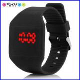 Kundenspezifische LED-Screen-Digitaluhr mit Ihrem Marken-Firmenzeichen