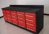 高品質の鋼鉄記憶のガレージの仕事台