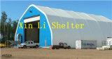 Стальная рама для установки вне помещений большой склад для хранения палатка