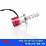 Faro automatico del faro H4 LED dell'automobile del faro V5 Csp di CC 8-32V per l'automobile universale