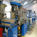 Draad die van de Kabel Fluoro van hh-30mm de Plastiek Verwerkte Machine uitdrijft