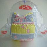 Pañal superior de los bebés de la categoría de edad, pañales disponibles del bebé