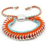 Xg-Yk51 2012 Fashion Bracelet tissé Orange