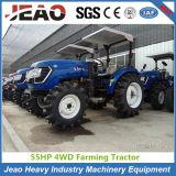 Macchinario agricolo piccolo Tracor del trattore agricolo 55HP da vendere