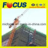 Kraan de van uitstekende kwaliteit van de Toren van de Reeks Qtz met Max Hoisting Capaciteit 6t 10t