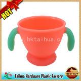 Tazza ecologica del silicone di vendita calda (TH-06790)