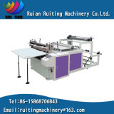 Fq-600 Paper Plastic Roll to Sheet Cross Cutting Machine