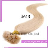 Keratin Nail Tip Indian Remy Keratin Hair