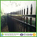 Garantie tubulaire clôturant/acier tubulaire clôturant/clôture tubulaire de garantie