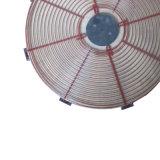 金属のグリルの監視のあたりで塗られる高品質PVC