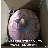 ASTM B280 weicher Temperament-Pfannkuchen-Ring-kupfernes Gefäß in der Abkühlung