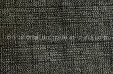 Poli/hilo de rayón teñido de telas, cuadros escoceses, 230 gramos