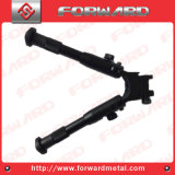 6 polegadas Tactical Height Combat Rifle Scope Bipod para Gun & Airsoft