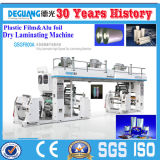 China Industrial PVC Plastic Film Dry Laminating Machine