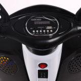 Neues Produkt-Kind-Großhandelsdreirad elektrisch mit Schnittstelle MP3