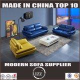 Canapé décoratif de style chinois Lizz Canapé en cuir véritable