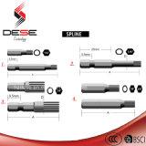 S2 или cr-V Material Single Spline 25mm -150mm Bits