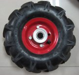 Stable Quality Agricultural Hand Tools Tire 4.00-8 Rubber Tire