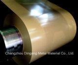 Bobina a banda stretta di alluminio ricoperta colore
