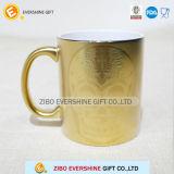 11oz modifican la taza de cerámica de la taza para requisitos particulares con la impresión