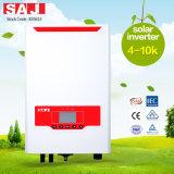 삼상 SAJ 6KW 2MPPT DC 스위치 통합 IP65는 태양 변환장치를 격자 맨다