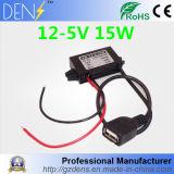 12V al convertitore di CC di CC del USB di 5V 1A 2A 3A