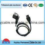 Macht-Extensions-Netzkabel-Stecker Vde-250V