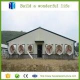 좋은 가격은 짐승에 의하여 구부려진 강철 아치 건물을 조립식으로 만들었다