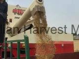 Machines avancées de récolte de soja au blé de riz