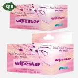 Multi-Purpose Uail Polish Lint Free Remover Limpeza Wet Wipes