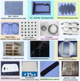 Stailessの鋼鉄処理のためのファイバーレーザーの切断そして鋭い機械