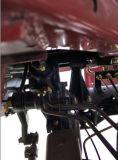 De Diesel van de lading 2WD Nieuwe Vrachtwagen van de Stortplaats voor Verkoop van China