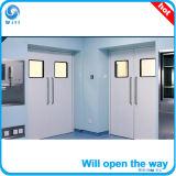 Автоматические профессиональные герметичные двери стационара нержавеющей стали