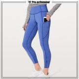 Una muestra gratis hecho personalizado a las mujeres de Fitness de prendas de vestir pantalones de yoga