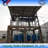 Используется моторное масло (YHM перерабатывающая установка-12)