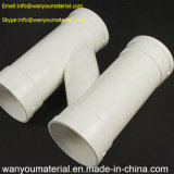 Encaixe de tubulação plástico - encaixe de tubulação da água do PVC - encaixes H-Shaped
