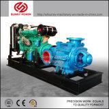 bomba de água 8inch Diesel para a luta contra a irrigação/incêndio com alta pressão