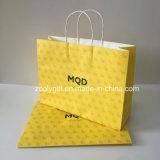 Le sac fait sur commande de papier d'imprimerie pour le bébé vêtx l'emballage
