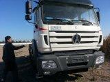 Camion militare Beiben 6X4 340HP tutto il camion dell'azionamento della rotella