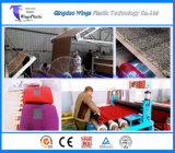 PVCコイル・カーのカーペット/マットの生産ライン、PVCマットロール押出機機械