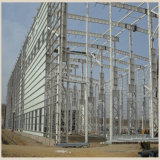 Costruzione d'acciaio della struttura di grata di alta qualità con il migliore disegno