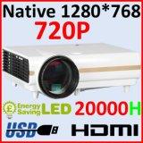 Geschäfts-Darstellung 720p LED DLP-Projektor