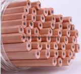 2017 جديد طبيعيّ خشبيّة [هب] قلم مع رصيص مكسورة غير