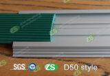 Scala delle mattonelle che arrotonda la punta per la lega di marmo dell'Punto-Alluminio della scala