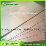 La película de madera del material de construcción de Chengxin E2 hizo frente a la madera contrachapada 1220*2440*15m m