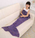 Jumper Mermaid manta para dormir bolsa (MQ-JMS02)