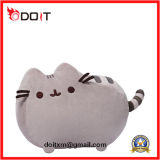 Het roze Gevulde Dier van de Kat van het Kussen Pluche Gevulde Stuk speelgoed