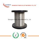 precio del alambre del termocople de la aleación de níquel y aluminio del cromel 20AWG (tipo de K)