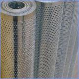 拡大された金属線の網のパンチ穴の網