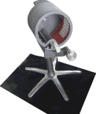 Tester di lunghezza del cotone di lettura fotoelettrica